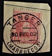 1439 ESPAÑA MARRUECOS TANGER EDIFIL 243 - Spanisch-Marokko