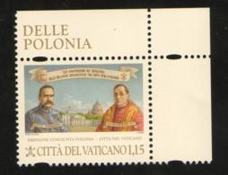 2019 - VATICANO - S22PG - SET OF 1 STAMP ** - Unused Stamps