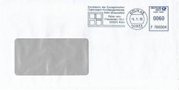 EMA ALLEMAGNE DEUTSCHLAND KOLN Sozialwerk Evangelischen Clarenbach Kirchengemeinde Peter Von Fliesteden Religion - Cristianesimo