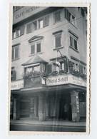 Snapshot Hotel SCHIFF Weinstube Alsace Suisse Allemagne ? à Situer Identifier 30s - Places