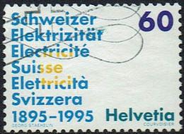 Schweiz 1995, MiNr 1541, Gestempelt - Used Stamps