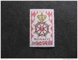 Monaco:  TB N° 490 , Neuf XX . - Ungebraucht