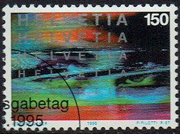 Schweiz 1995, MiNr 1562, Gestempelt - Used Stamps