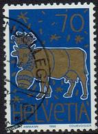 Schweiz 1995, MiNr 1593, Gestempelt - Used Stamps