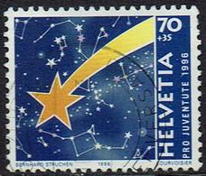 Schweiz 1995, MiNr 1597, Gestempelt - Used Stamps