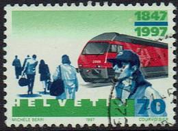Schweiz 1997, MiNr 1601, Gestempelt - Used Stamps