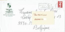 Music - France - 1991 - Postmark  - Composer Berlioz - Used - Muziek