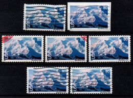 USA 2000, Scott C137, Used, Air Mail, McKinley - 3a. 1961-… Usados