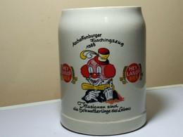 CHOPE A BIERE. HEY LANDS BIER.ILLUSIONEN SIND DIE SCHMETTERLINGE DES LEBEN-1988 - Cups