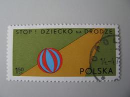 Polen  2486  O - Gebraucht