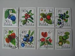 Polen  2487 - 2494  O - Gebraucht