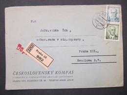 BRIEF Praha  1946 Ortsbrief    ///// F3290 - Cartas