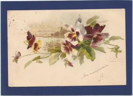 C.KLEIN / Bouquet De Fleurs. - Klein, Catharina