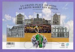 Belgium  2015. Mons, European Capital Of Culture. Architecture.  MNH - Nuevos