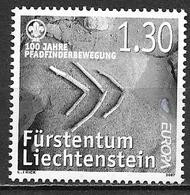 Liechtenstein 2007 N°1377 Neuf Thème Europa Scoutisme - 2007