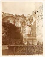 55 - HATTONCHATEL - Photo Originale Le Monument Aux Enfants Mots Pour La Patrie 1933 - Places