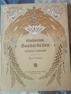 BORDUREN MODE BRODERIES EMBROIDERIES PATRONEN FASHION DESIGN 1900 - Libros Antiguos Y De Colección