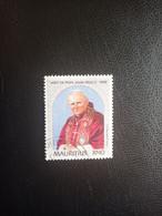 Visite Du Pape Jean Paul II 1989 - Maurice (1968-...)
