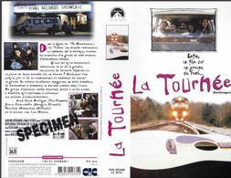 """""""LA TOURNEE"""" -jaquette SPECIMEN Originale CIC VIDEO -bandwagon - Action, Adventure"""