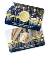 MONEDA DE 2 EUROS BELGICA 2017 COIN CARD UNIVERSIDAD DE GANTE - Bélgica