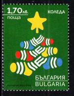 Bulgaria - 2020 - Christmas - Mint Stamp - Nuevos