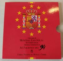 CARTERA DE ESPAÑA AÑO 1994 OFICIAL DE LA FNMT - Sets Sin Usar &  Sets De Prueba