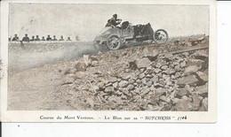 LE MONT VENTOUX   Course  LE BLON Sur Sahotchkiss  1904 - Altri Comuni