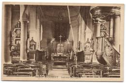 Mont-St-Guibert - Intérieur De L'Eglise - Mont-Saint-Guibert