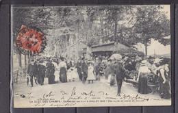87 LIMOGES LA CLEF DES CHAMPS KERMESSE JUILLET 1909 - Limoges