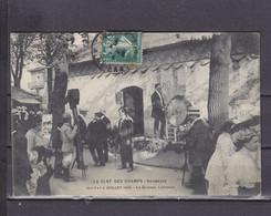 87 LIMOGES LA CLEF DES CHAMPS KERMESSE JUILLET 1909 GUIGNOL LYONNAIS - Limoges