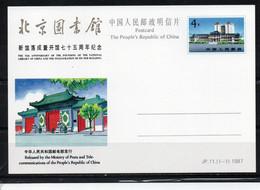 CHINE 1987 - Briefe U. Dokumente