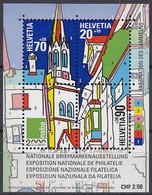 SCHWEIZ Block 29, Postfrisch **, NABA St. Gallen 2000 - Blocks & Kleinbögen