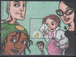 SCHWEIZ Block 34, Postfrisch **, Comics 2003 - Blocks & Kleinbögen