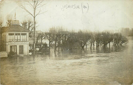 94* JOINVILLE  Crue – Restaurant «lebrasseur»        RL10.1202 - Joinville Le Pont