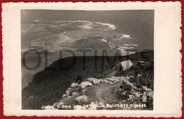 CABO VERDE - S. VICENTE - VERDE E BAIA DAS GATAS - 1955 REAL PHOTO - Places