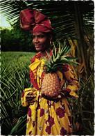 Guadeloupe - Les Délices Guadeloupéens - La Boucon-sainte-rose - Conserverie D'ananas Besson - Sonstige