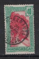 Madagascar - Yvert 170 Oblitéré  MORAMANGA - Scott#156 - Gebruikt