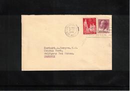Australia 1958 Interesting Letter - Briefe U. Dokumente