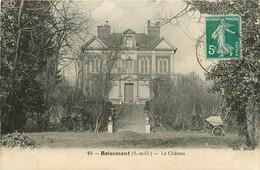 95* BOISEMONT  Le Chateau         RL10.1328 - Zonder Classificatie