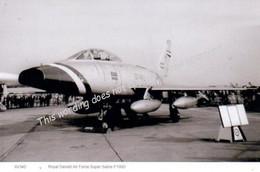 Danish Air Force Super Sabre F100D - 1946-....: Era Moderna
