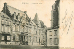 BELGIQUE*    ENGHIEN     Mairie   RL10.1379 - Enghien - Edingen