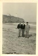 BIARRITZ 1954 PHOTO ORIGINALE 9 X 6 CM - Places