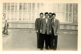 OSTENDE CASINO 1954  PHOTO ORIGINALE 9 X 6 CM - Places