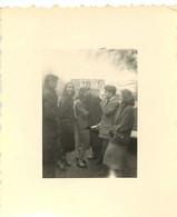 LILLE 1954 PHOTO ORIGINALE 6 X 5 CM - Places