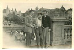 ANVERS 1954 PHOTO ORIGINALE 8.50 X 6 CM - Places
