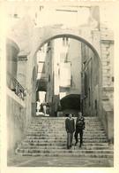 MENTON 1954 PHOTO ORIGINALE 8.50  X 6 CM - Places
