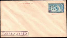 Bolivia 1943 CEFILCO #16 Entero  Serie Minería, Usado No Circulado. Mining Series Postal Stationery, Used Not Circulated - Bolivien