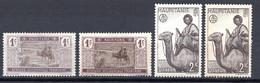 Colonies Françaises Mauritanie 1913/38 Neufs Variété D'impression 2xN°172xN°73    0,40 €   (cote ?  4 Valeurs) - Neufs