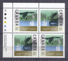 Canada 1988. Medio Ambiente . Sc=1205a (**) - Unused Stamps