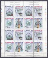 Canada 1986. Inventos . Sc=1125a (11) - Neufs